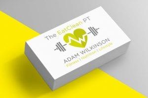 Personal Trainer Logo Design