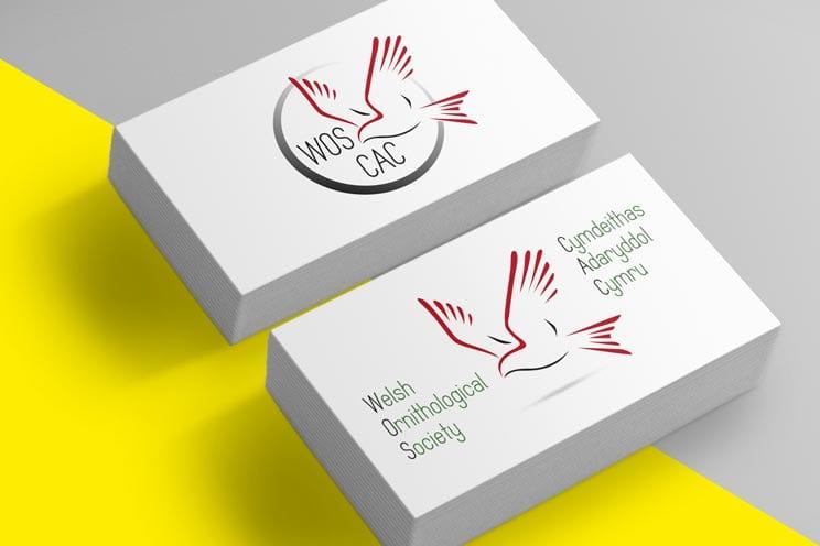 Logo Design - Welsh Ornithological Society