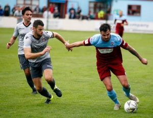 Colwyn Bay FC Game