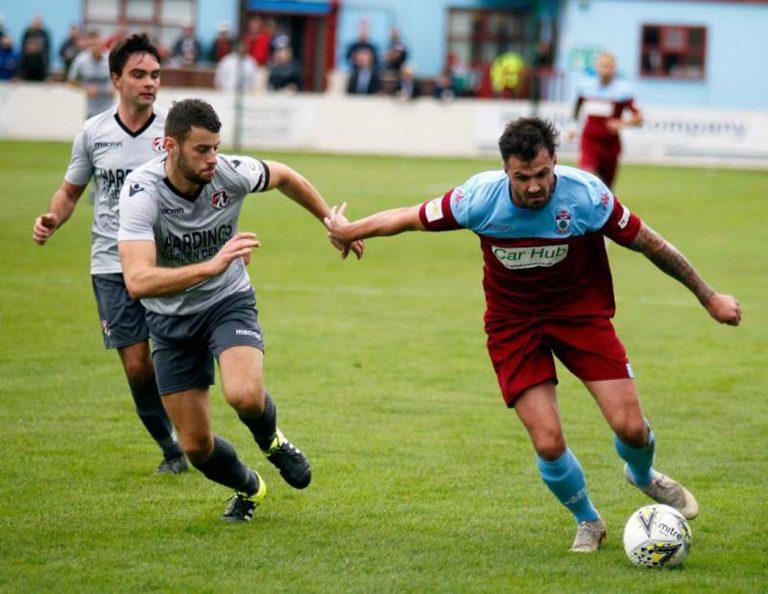 Colwyn Bay FC Game